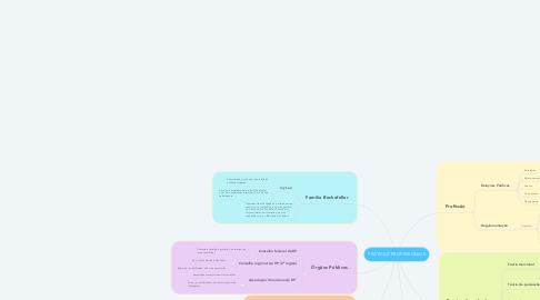 Mind Map: PRÁTICAS PROFISSIONAIS