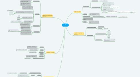 Mind Map: Conflicten