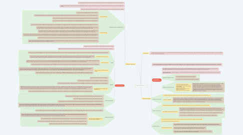 Mind Map: Effect of Incorporation