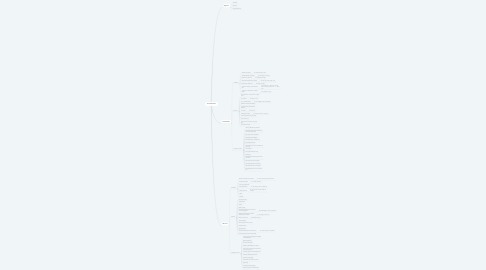 Mind Map: First Evaluation