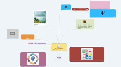 Mind Map: PLE-Carmen Marcela Burbano Agredo