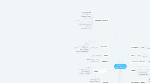 Mind Map: PROCESO CONSTITUCIONAL