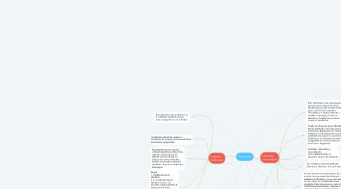 Mind Map: Evaluación