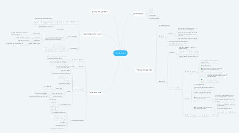 Mind Map: Vk gây bệnh