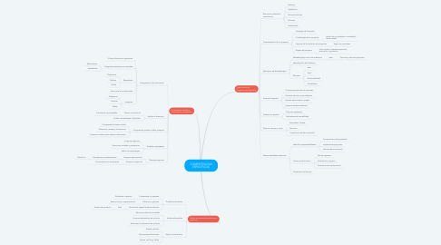Mind Map: COMPETENCIAS ESPECÍFICAS