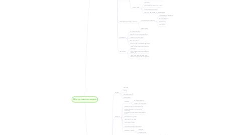 Mind Map: Мастер-класс со звездой