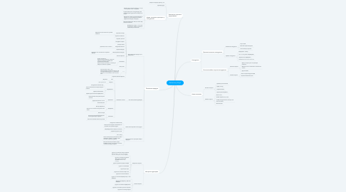 Mind Map: Barbershop Migel