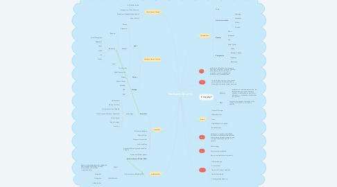 Mind Map: Hardware Security