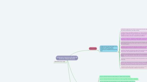 Mind Map: Infracciones, Sanciones y Medidas de Control en Materia Aduanera