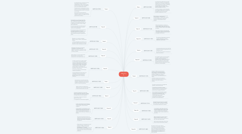 Mind Map: Libro IV y V