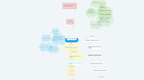 Mind Map: INGRESOS Y GASTOS COTIDIANOS