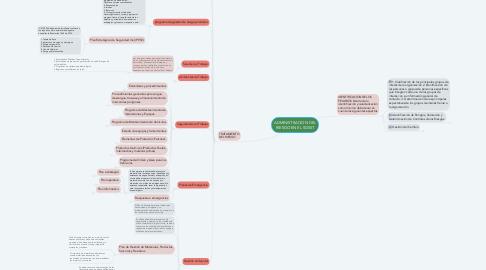Mind Map: ADMINISTRACION DEL RIESGO EN EL SGSST