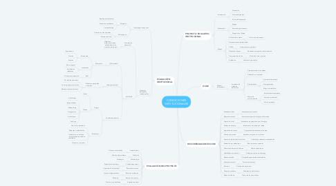 Mind Map: CONDICIONES INSTITUCIONALES