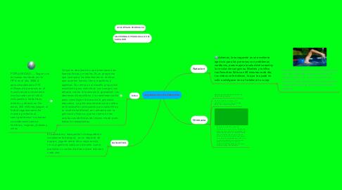 Mind Map: organizacion de deportes