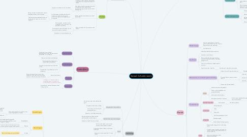 Mind Map: Sociaal-Culturele trends