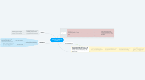 Mind Map: Registros contables y el control de caja