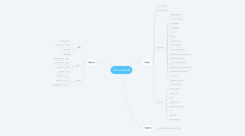 Mind Map: Бизнес фея