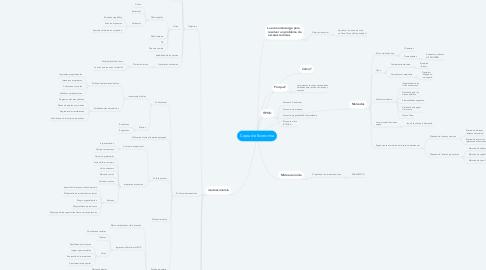 Mind Map: Copia de Economia