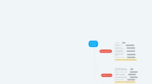 Mind Map: ALUNOS EPD [Fluxo Emails RDstation]