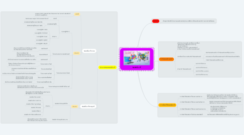 Mind Map: ซอฟต์แวร์