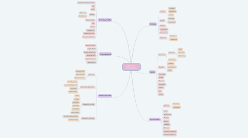 Mind Map: Dispositivos     Computadora
