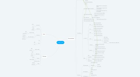 Mind Map: Project start