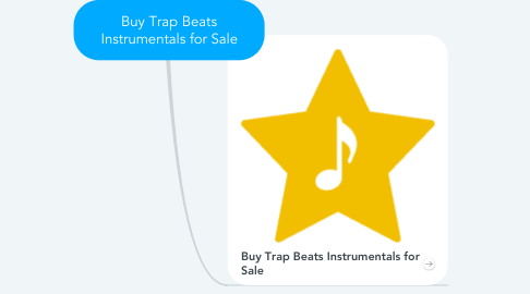 Mind Map: Buy Trap Beats Instrumentals for Sale