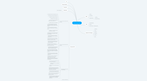 Mind Map: Ciber Seguridad