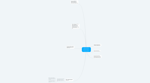Mind Map: What is the Problem Represented to Be in Expenditure Review of Department of Education and Training (DET)?