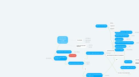 Mind Map: RILEVAZIONE FABBISOGNO FIGURE PROFESSIONALE