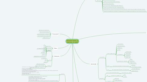 Mind Map: Основные тезизы по лидогену vins studio