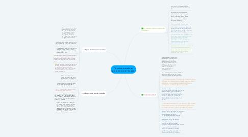 Mind Map: Técnicas narrativas presentes en el Quijote
