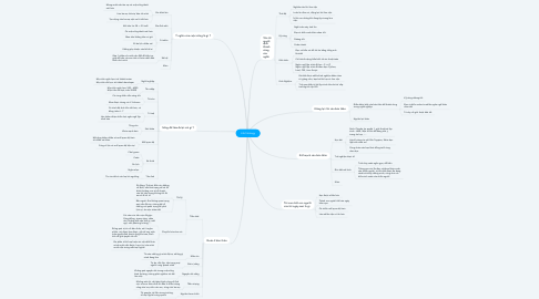 Mind Map: Life Strategy