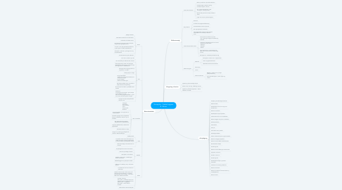 Mind Map: Gameplan - Praktisk opgave B - Banan