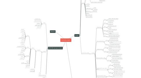 Mind Map: Kozlovskiy project