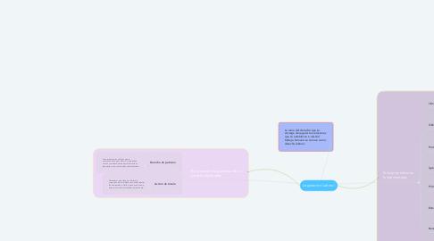 Mind Map: Legislación Laboral