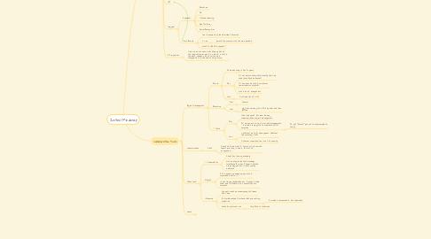Mind Map: Initial Mindmap