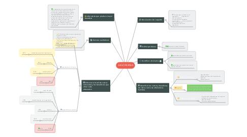 Mind Map: JUGO MANIA