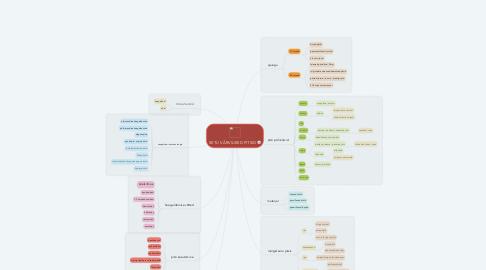 Mind Map: SETU VÄRVILISED PITSID