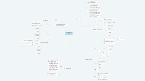 Mind Map: 학교 교육에 적합한 피지컬 컴퓨팅 교육용 보드 개발 및 적용