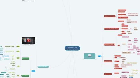 Mind Map: ENFERMERÍA COMO DISCIPLINA PROFESIONAL