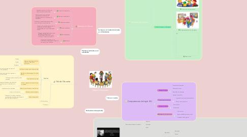 Mind Map: Maestro Mediador