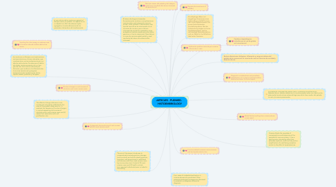 Mind Map: ARTICLES . PUDMED-   HISTOEMBRIOLOGY