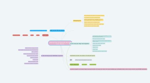 Mind Map: Cópia do Cópia do Depressão pós-parto. Liriane Almeida.