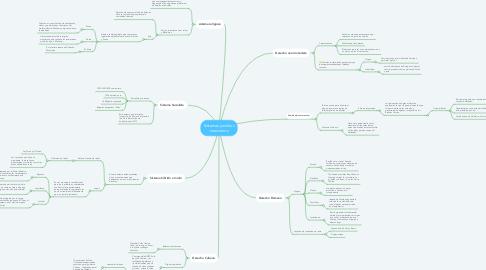 Mind Map: Sistemas juridicos mexicanos