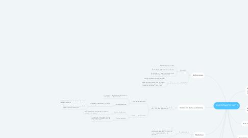 Mind Map: INVENTARIOS NIC 2