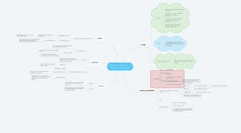 Mind Map: MODELOS TEÓRICOS DE DINÁMICA DE GRUPO