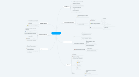 Mind Map: Roles directivos