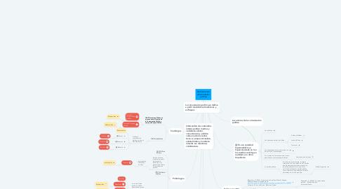 Mind Map: Definición de comunicación politica