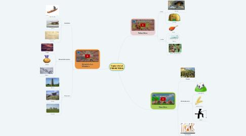 Mind Map: Copiar de LA PREHISTORIA